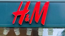 H&M kommt aus der Mode