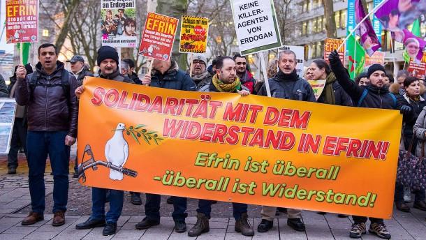 Große kurdische Demonstration in Köln geplant