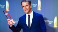 Lanz, Kiewel und Winterscheidt gewinnen Deutschen Fernsehpreis