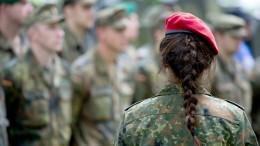 Soldaten sollen Stadt Frankfurt unterstützen