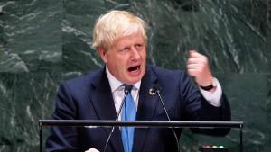 Johnson vergleicht Brexit mit Mythos