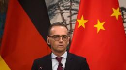 "China verfolgt eigene Interessen ""global beinhart"""