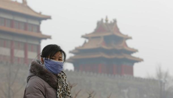 Peking nicht in Sicht