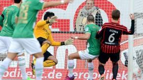 SpVgg Greuther Fürth - Eintracht Frankfurt
