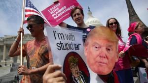 Trumpcare wird immer unwahrscheinlicher