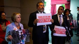 Demokraten attackieren Trumps Einwanderungspolitik