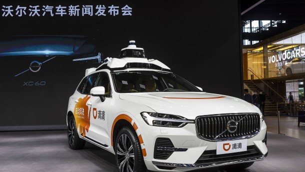 Chinesischer Taxidienst Didi geht an die Börse