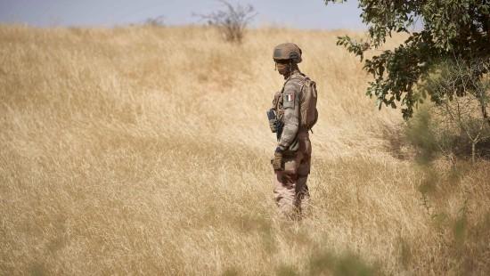 Französische Soldaten sterben bei Helikopter-Kollision
