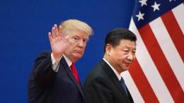 Nach Washington setzt auch Peking neue Zölle aus