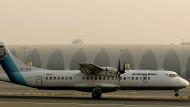Eine Maschine der iranischen Aseman Airline. (Archivfoto)
