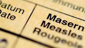 Grüne sehen Impfpflicht gegen Masern skeptisch
