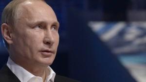 Putin kommt nach Minsk