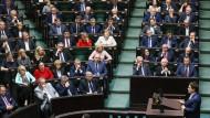 Trendwende im polnischen Parlament