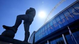 Kein EM-Finale in Wembley?