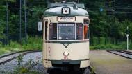 """Der """"L-Wagen"""" stammt aus dem Jahr 1956."""
