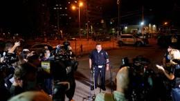 Zwei Polizisten in Louisville angeschossen