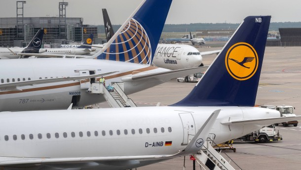 Polizeieinsatz in Lufthansa-Flugzeug wegen auffälliger Passagiere