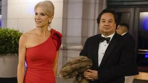 Sie berät Trump –  ihr Mann verachtet ihn