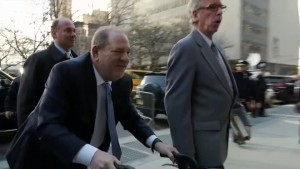 Jury spricht Harvey Weinstein schuldig