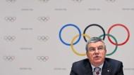 Erwartet Zustimmung: IOC-Präsident Thomas Bach