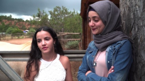Ein Sommercamp gegen den Nahost-Konflikt