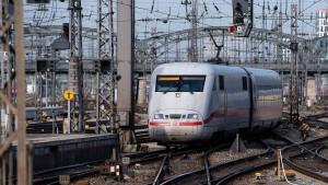 Bahn fährt Rekordverlust ein