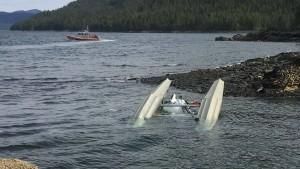 Wasserflugzeuge in Alaska abgestürzt