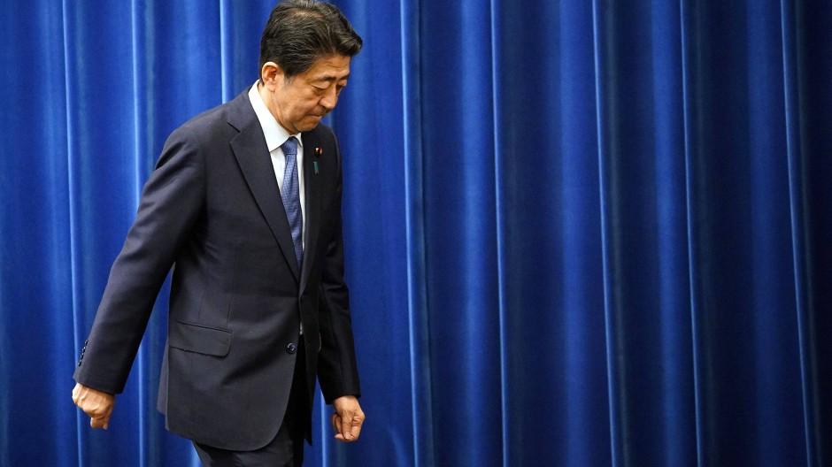 Abtritt des Premierministers: Wird der Nachfolger von Shinzo Abe sein Erbe weiterführen?