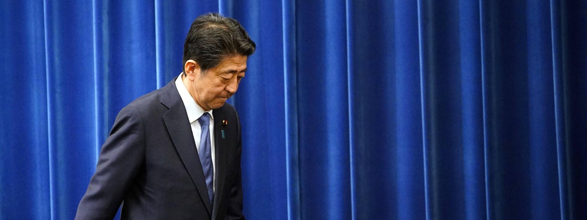 Das Ende der Abenomics