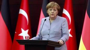 Merkels Dilemma
