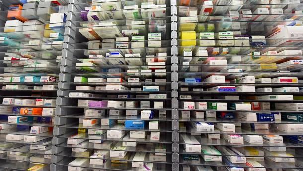 Lieferengpässe für Medikamente möglich