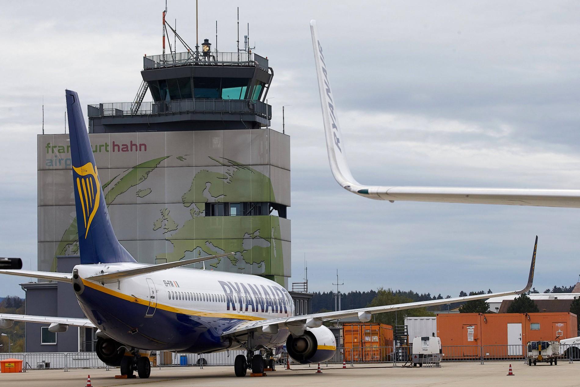 Ryanair Streicht Verbindungen über Flughafen Hahn