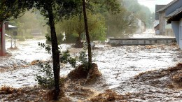 """""""Mehrere Ortschaften sind komplett überflutet"""""""