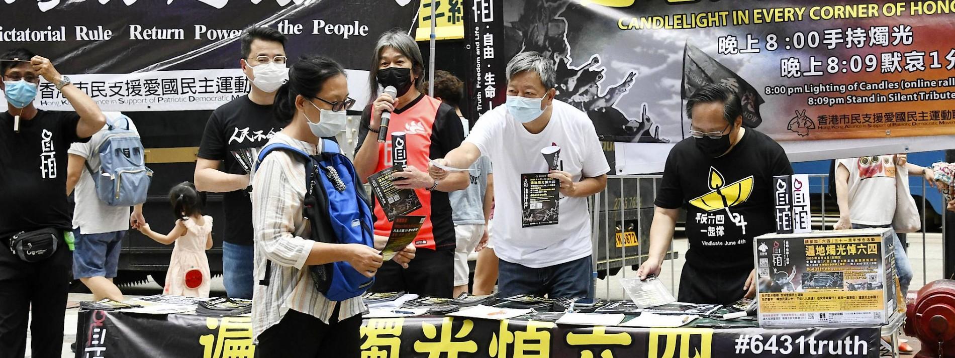 FDP: Politisches Asyl für Menschen aus Hongkong