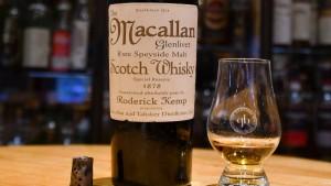 Einer der teuersten Whiskys der Welt ist eine Fälschung