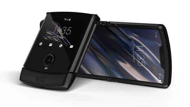 Motorolas Razr kehrt zurück