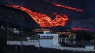 Der Vulkan auf La Palma gibt einfach keine Ruhe