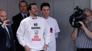 Putins italienische Freunde