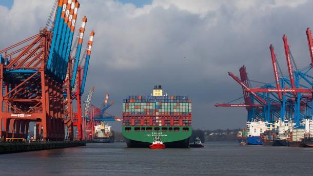 Weltwirtschaftsklima auf schwächstem Stand seit sieben Jahren
