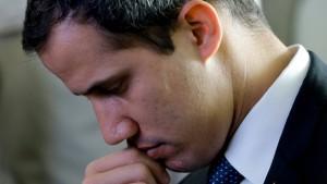 Venezuelas Oppositionsführer Guaidó verliert Immunität