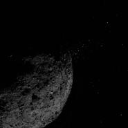 Der Asteroid Bennu verliert Teilchen – Ein Kilogramm in rund zwei Monaten.