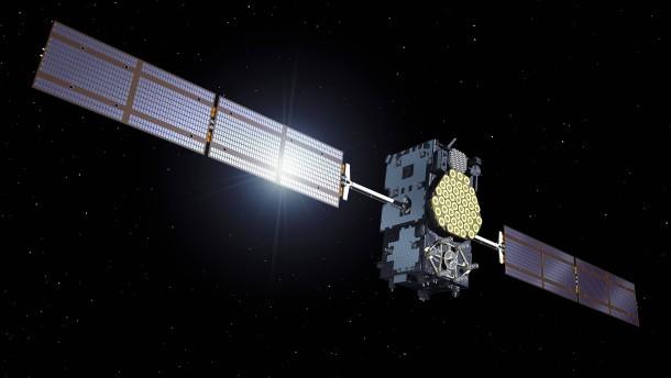 Ein Satellit für alle Fälle