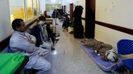 Jemen erklärt nach Cholera-Ausbruch den Notstand in Sanaa