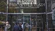 Weltmacht von der Park Avenue: Blackrock ist an fast allen großen Aktiengesellschaften beteiligt.