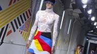 Paris feiert fulminantes Modefest