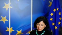 EU-Kommission warnt vor Risiken beim Verkauf von EU-Pässen