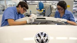 Winterkorn nennt erste Ideen fürs VW-Sparprogramm