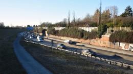 Zeitplan für Ausbau und Einhausung der A 661 ungewiss