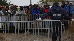 Ungarn schließt grüne Grenze zu Kroatien