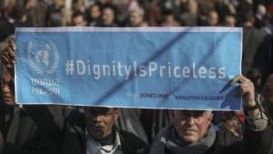 Deutschland will Hilfe für UN-Palästinenser-Hilfswerk aufstocken